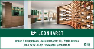 Leonhardt Brillen & Kontaktlinsen