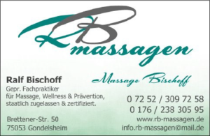 Ralf Bischoff Massage