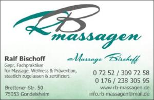 Ralf Bischoff Massage