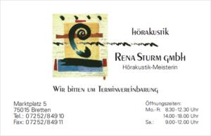 Hörakustik Rena Sturm GmbH
